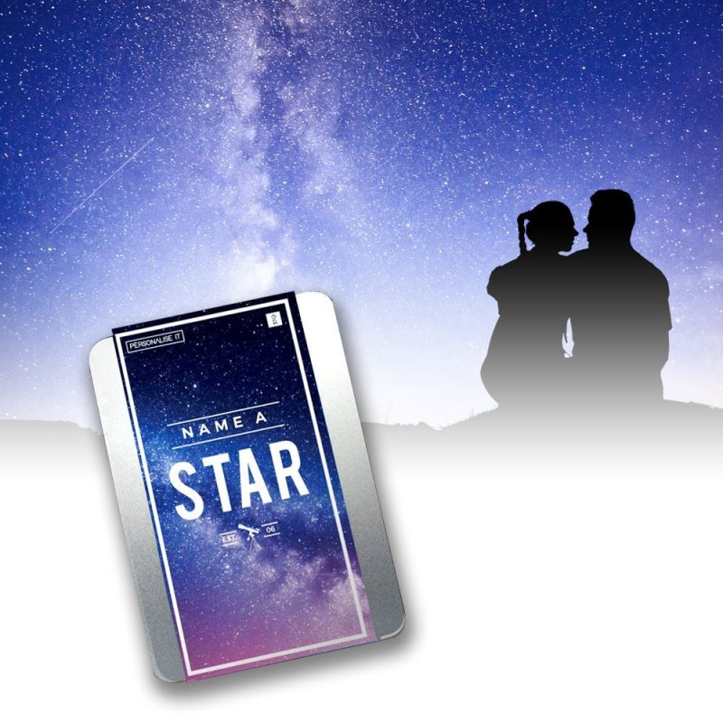Daruj hvězdu - Pojmenuj si hvězdu