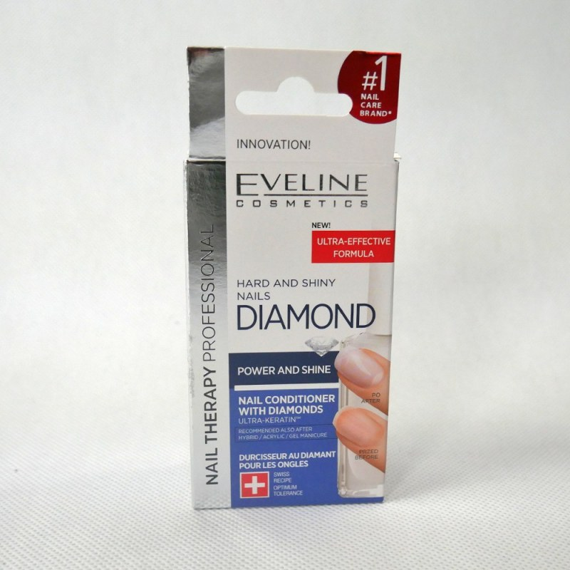 Eveline Nail Therapy Diamond kondicionér na nehty 12ml