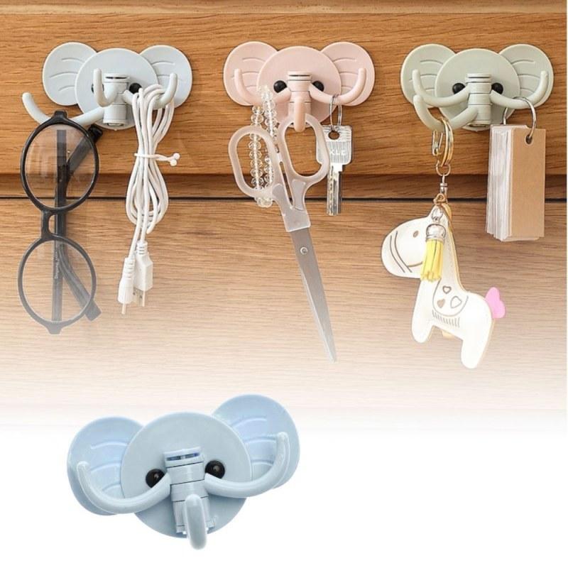 Mini věšák - slon