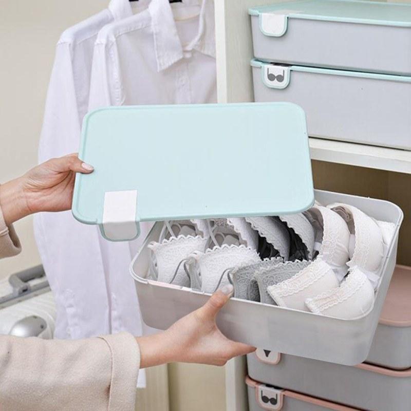 Plastový organizér na spodní prádlo