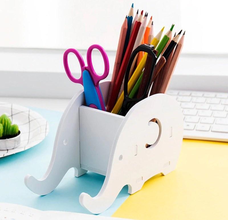 Stojánek na stůl - slon