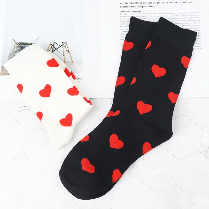 Zamilované ponožky - černé